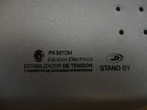 estabilizador y protector de tension para tv,lcd,led,audio.