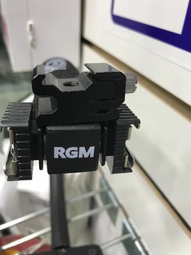 estabilizadores de camaras y videocamaras con 3 cabezales