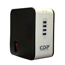 Regulador De Voltaje Cdp R2cu Avr 8 Salidas 4 Puertos Usb