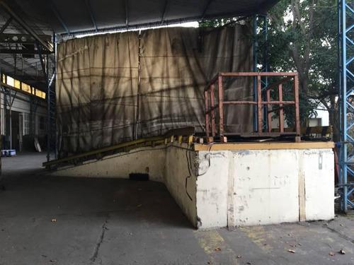 establecimiento industrial de 3500 m2 cubiertos s/3860 de terreno