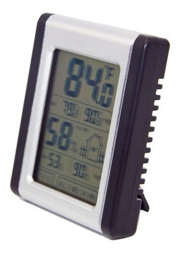 estacao metereologica touch temperatura umidade maxima minim