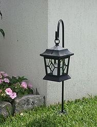 estacas solares pinchos de jardin  set x 3  $ 890 iva inc