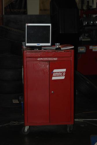 estacion de alineacion bendpak-ammco