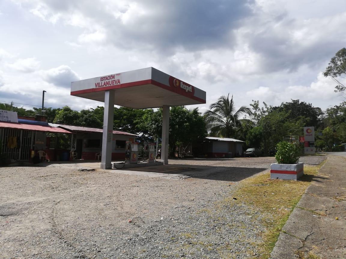 estación de combustible terpel