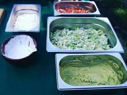 estacion de comida mexicana