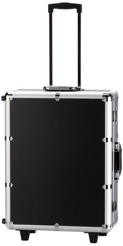 estacion de maquillaje maletin viaje nyx con luz espejo fn4