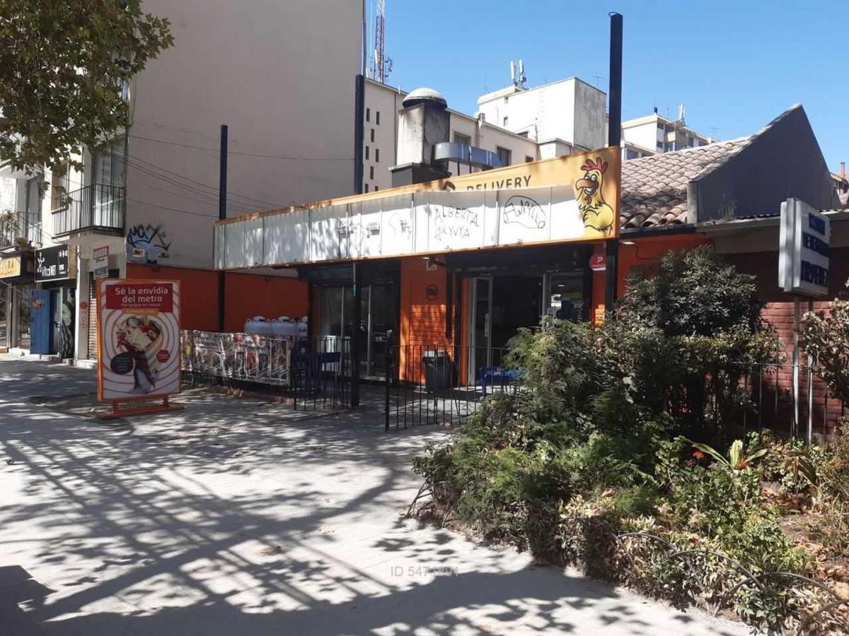 estación de metro chile-españa