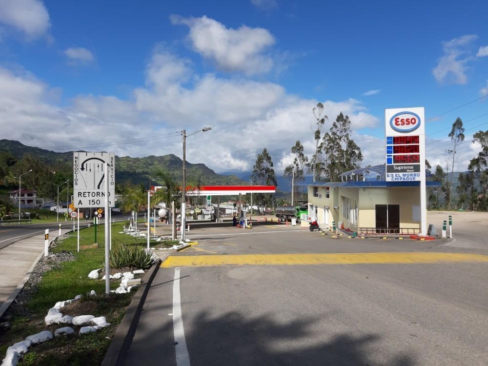 estación de servicio en venta