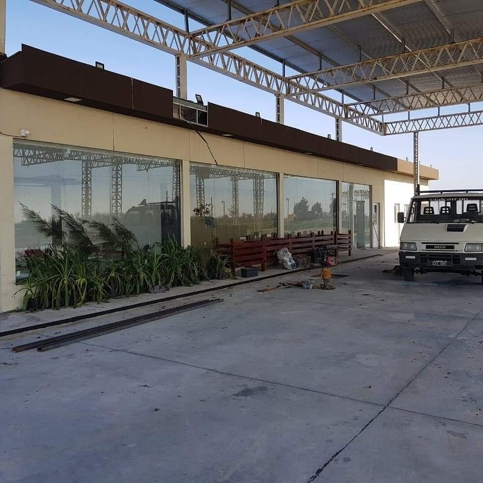 estacion de servicios en venta