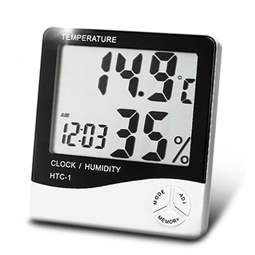 estacion meteorologica reloj alarma htc1 - factura a / b