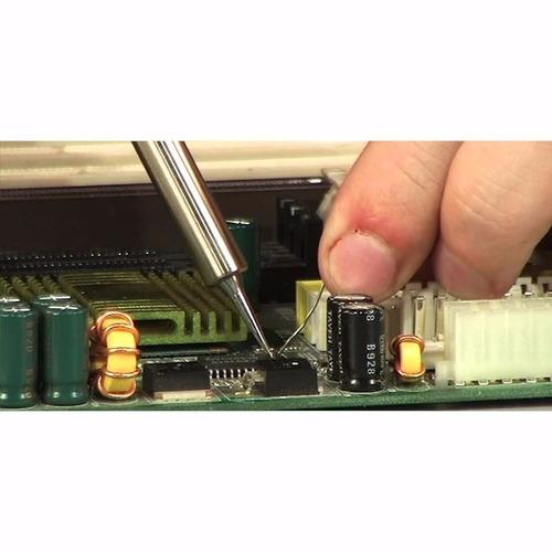estacion soldado digital compacta 48w regulable 150° a 450°