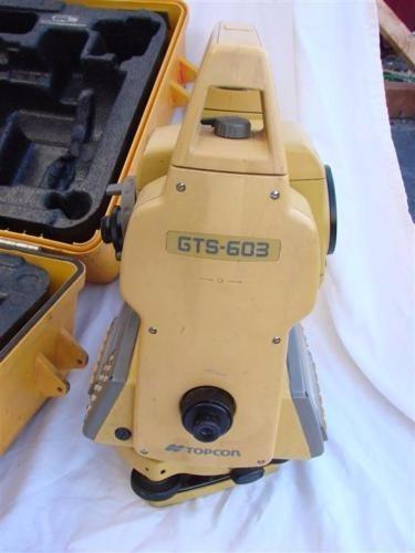 estacion total gts-603