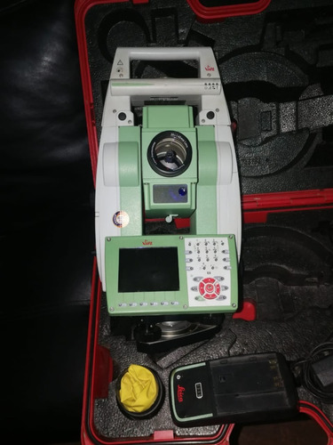 estacion total leica trimble topcon ts15 ts12 ts11 ts09 ts06
