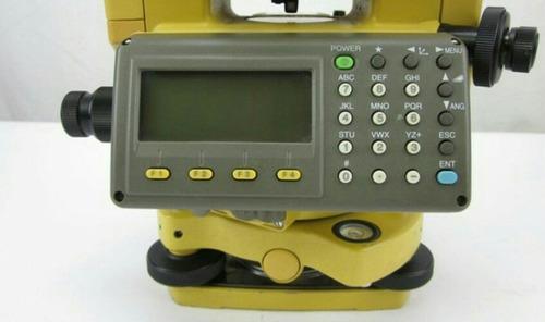 estacion total marca topcon gpt - 3000 alfanumerico.