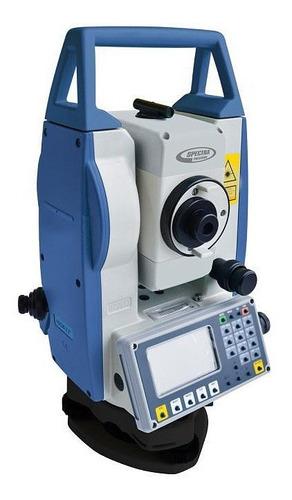 estación total spectra precision focus 2 completa