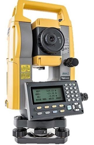 estación total topcon gm-55 5seg laser 500m ( japon)