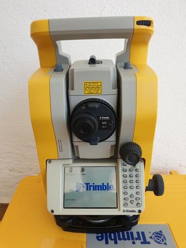 estacion total trimble m3 2