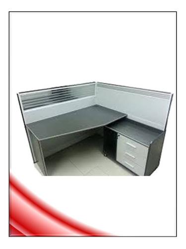 estacion trabajo individual lazio escritorio oficina pcnolim