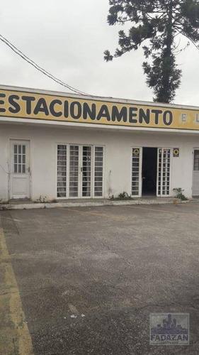 estacionamento à venda por r$ 180.000 - rebouças - curitiba/pr - pt0045