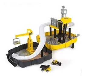 Juguete Garage Auto Ascensor grua rampa Estacionamiento Con n0wNm8