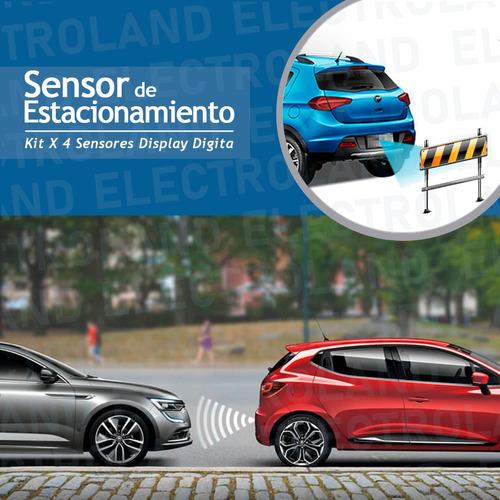 estacionamiento sensores sensor