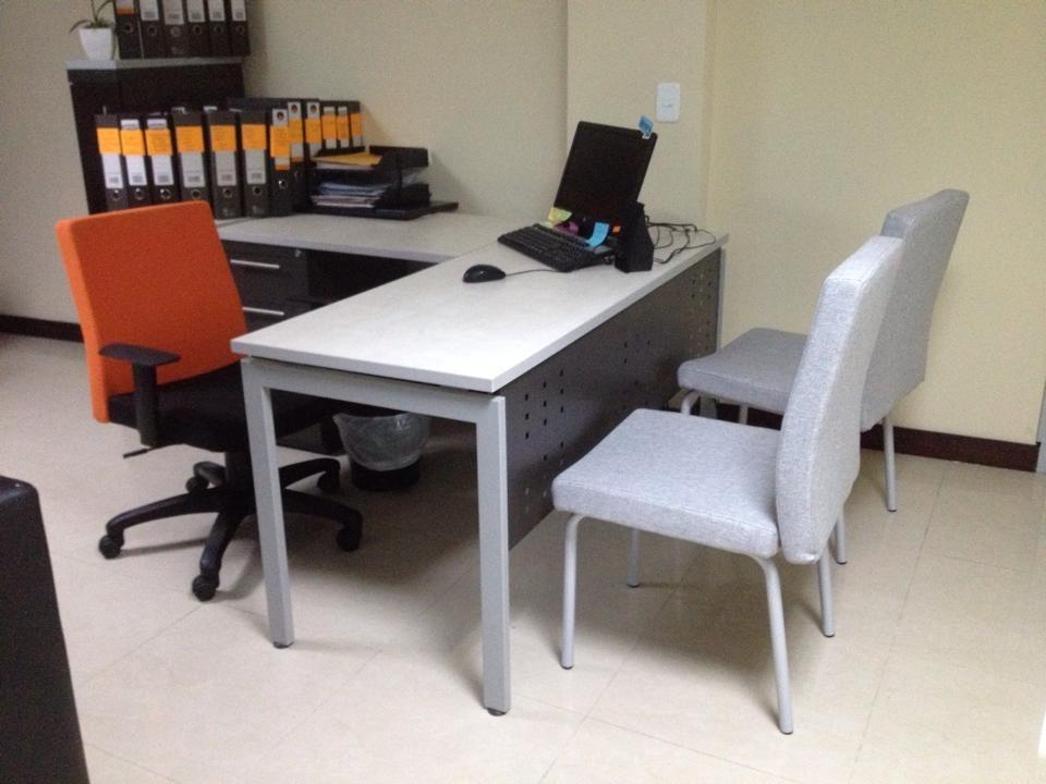 Estaciones De Trabajo Muebles De Oficina - U$S 200,00 en Mercado Libre