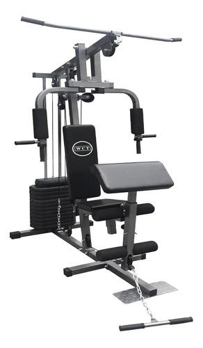 estação de musculação 80kg wct
