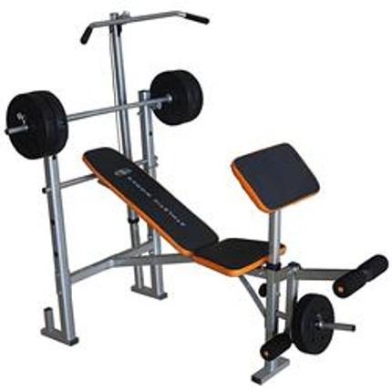 Phenomenal Estacao De Musculacao Athletic Works Wm 203 Com Banco Supino Alphanode Cool Chair Designs And Ideas Alphanodeonline