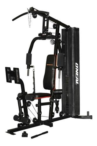 estação de musculação diversos exercícios o'neal bf005