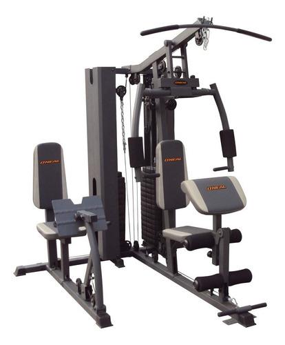 estação de musculação duas torres multifuncional oneal bf006