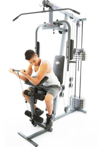 estação de musculação emk 2710 frete gratis