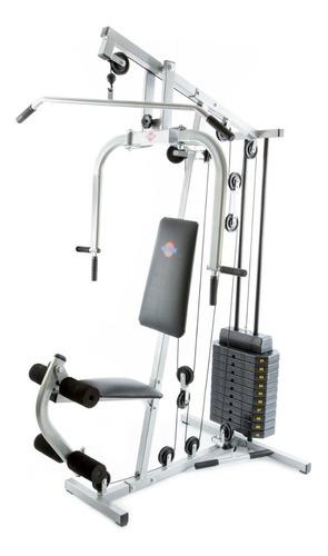 estação de musculação kenkorp emk2810 70kg frete grátis