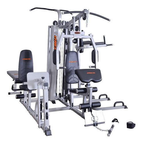 estação de musculação oneal bf1600 p 4 pessoas simultâneas