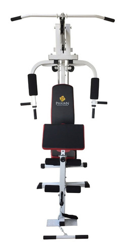 estação de musculação pelegrin pel-fit29 9 em 1 45kg