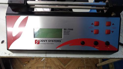 estação de retrabalho / bga jovy system re-7500 (baixei $$$)