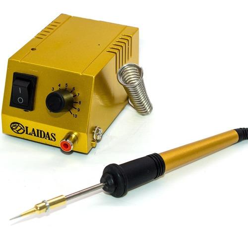 estação maquina micro solda celular eletronica marca lorben