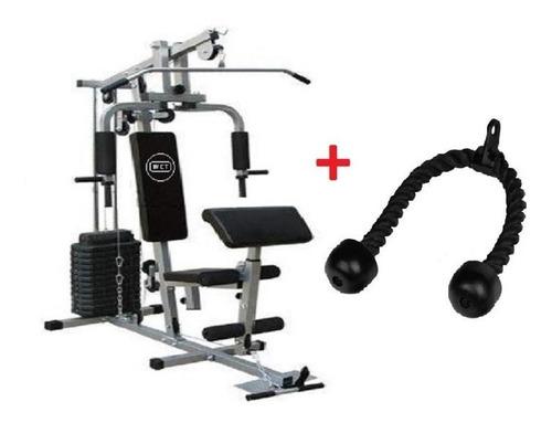 estação musculação aparelho