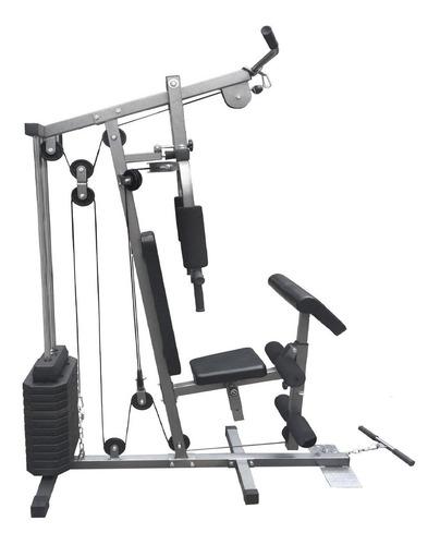 estação musculação aparelho ginastic