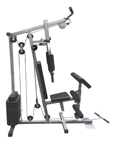 estação musculação aparelho ginástica