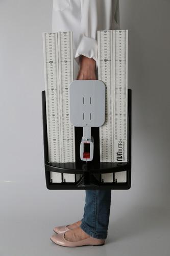 estadiômetro antropômetro portátil avanutri