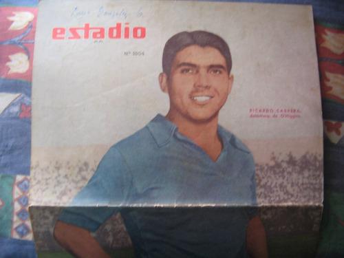 estadio n° 1004, 23 ago 1962 ricardo cabrera ohiggins