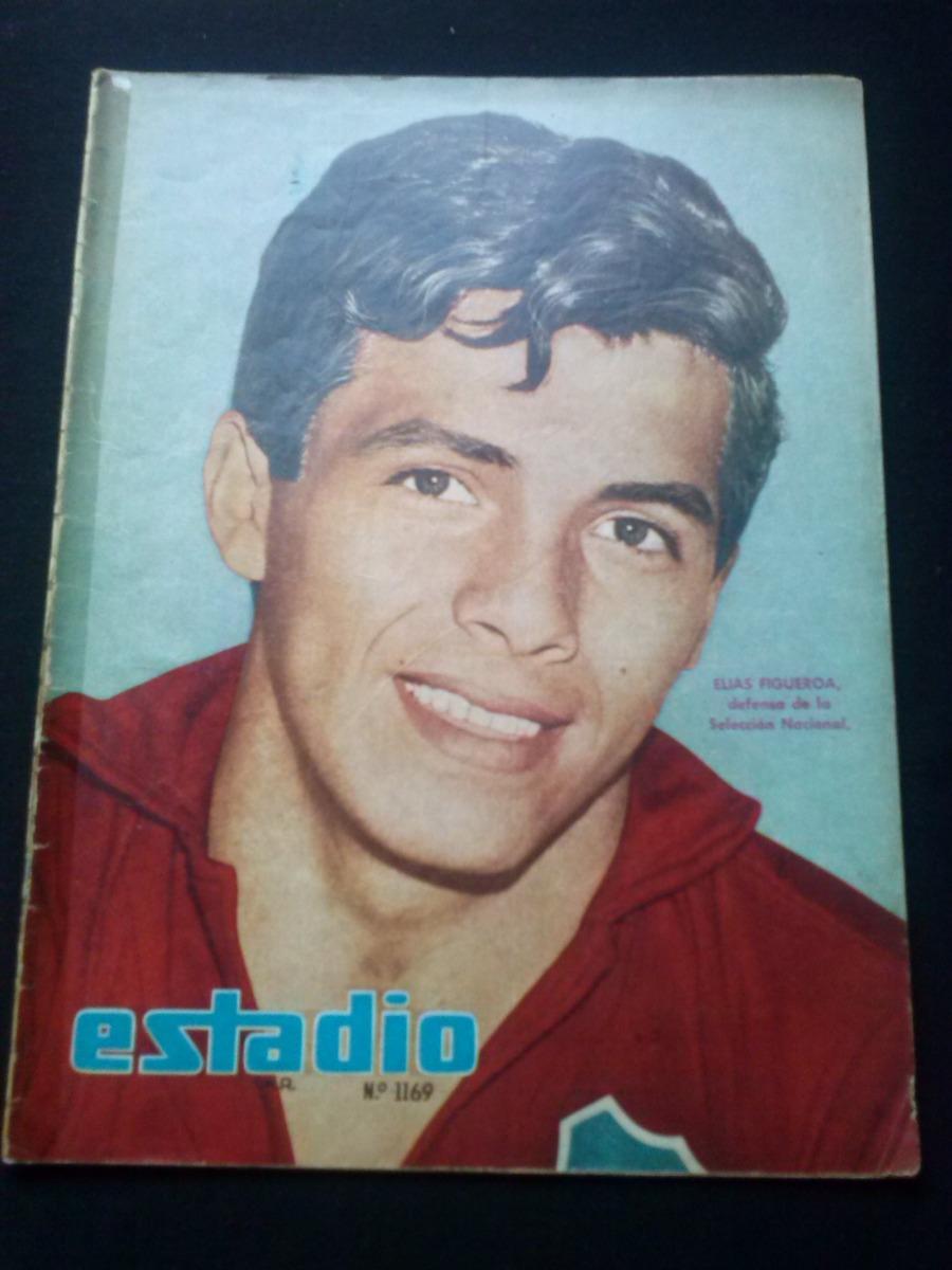 Estadio N° 1169 21 De Octubre De 1965 Elias Figueroa $ 8 000 en