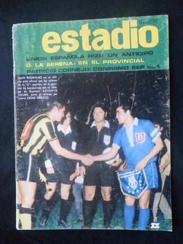 estadio n° 1398 16 de abril de 1970 juan rodriguez