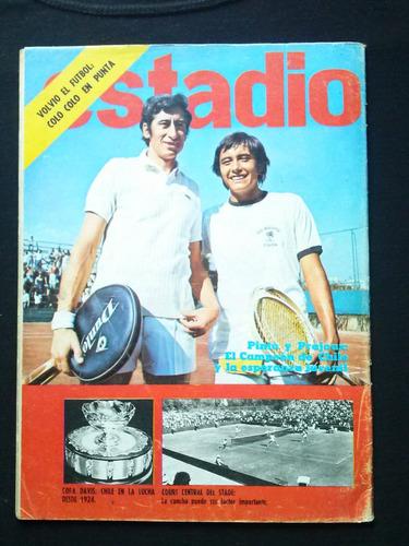 estadio n° 1512 18 de julio de 1972 fillol y cornejo