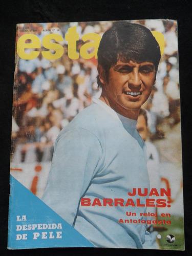 estadio n° 1626 8 de octubre de 1974 poster pele
