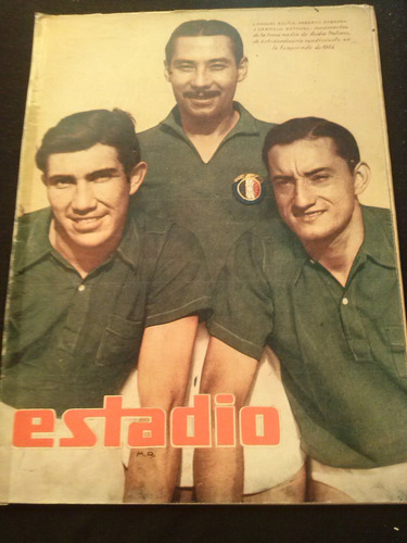 estadio  n° 189  equipo box amateur 28 dic 1946