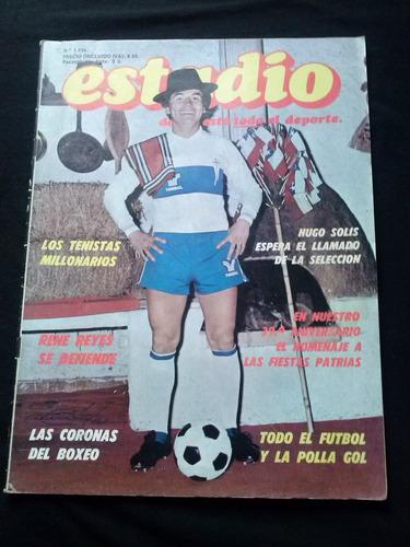 estadio n° 1936 17 de septiembre de 1980