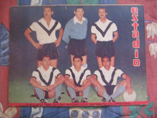 estadio n° 449, 22 dic 1951 defensa santiago morning 1951