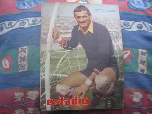 estadio n° 692,  15 de agosto de 1956. union española 1956
