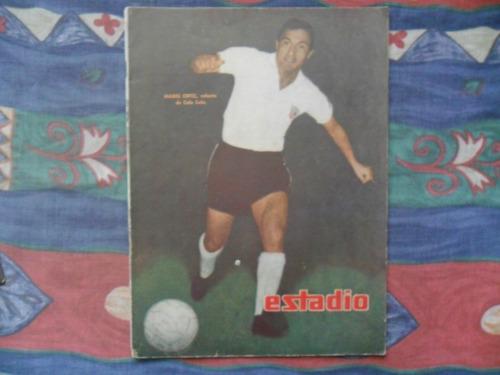 estadio n° 872 11 feb 1960 enrique tapia